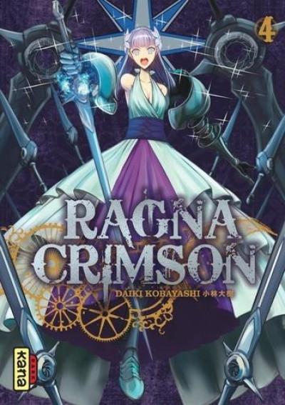 Couverture Ragna Crimson tome 4