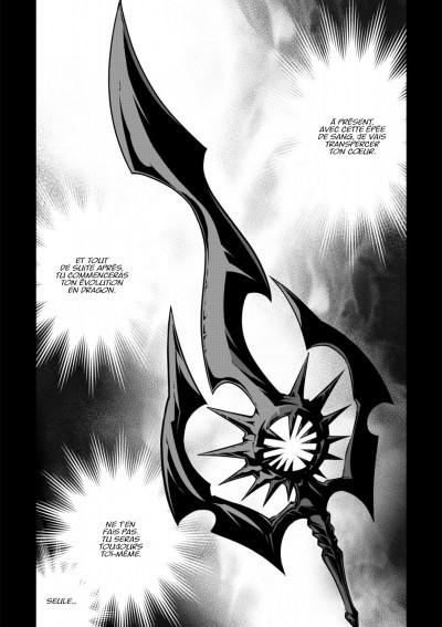 Page 3 Ragna Crimson tome 4
