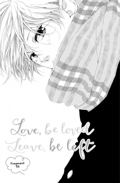 Page 3 Love, be loved - Leave, be left tome 9