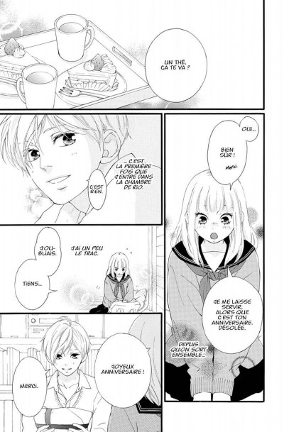Page 7 Love, be loved - Leave, be left tome 9