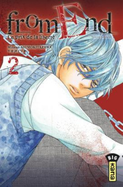 Couverture From end tome 2