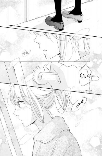 Page 9 Au-delà de l'apparence tome 8