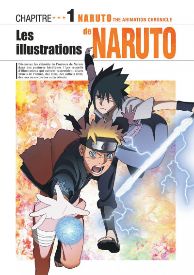 Page 5 Naruto - the animation chronicles