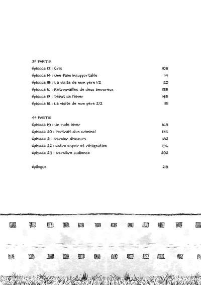 Page 6 Ma vie en prison