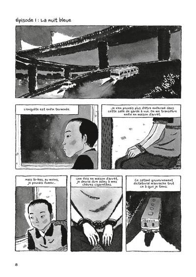 Page 9 Ma vie en prison