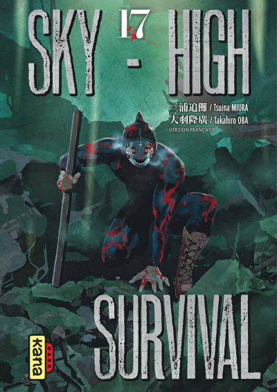 Couverture Sky-high survival tome 17