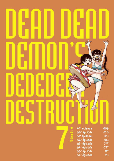 Page 5 Dead dead demon's dededededestruction tome 7
