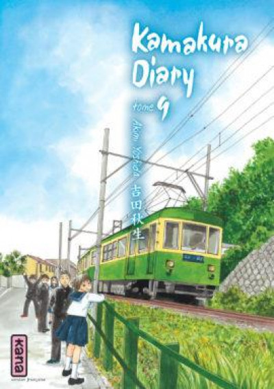 Couverture Kamakura diary tome 9