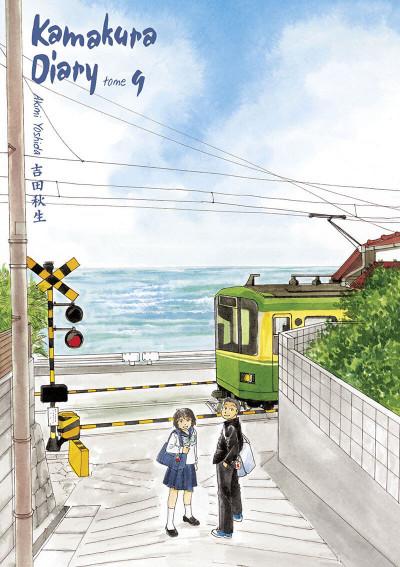 Page 2 Kamakura diary tome 9