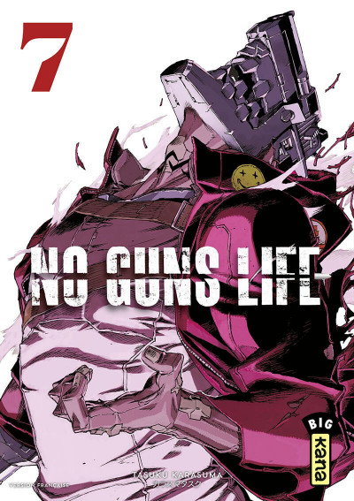 Couverture No guns life tome 7