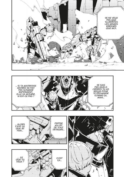 Page 9 No guns life tome 7