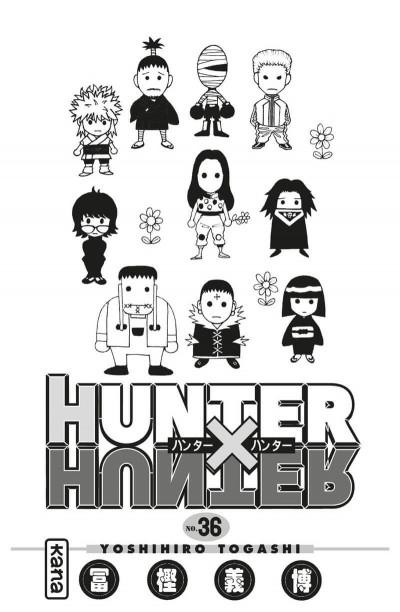 Page 2 Hunter X hunter tome 36