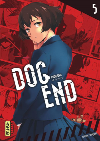 Couverture Dog end tome 5