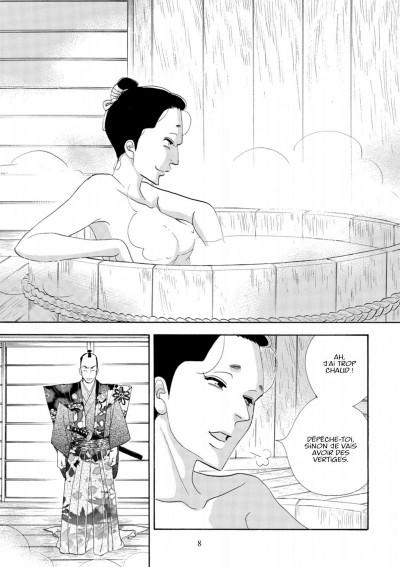 Page 8 Le pavillon des hommes tome 16