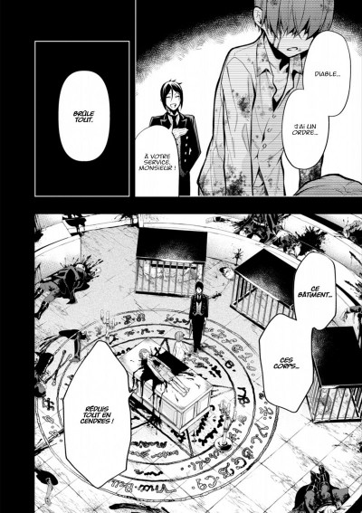 Page 6 Black butler tome 28