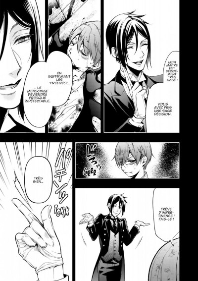 Page 7 Black butler tome 28