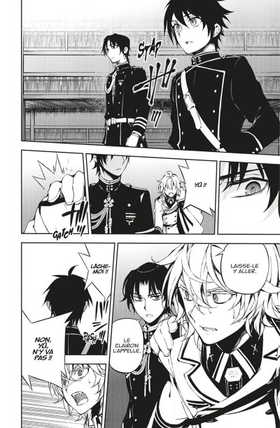 Page 9 Seraph of the end tome 17