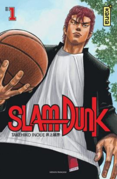 Couverture Slam dunk - star édition tome 1
