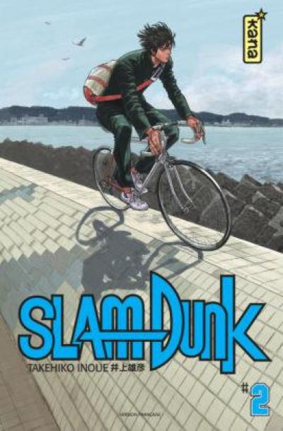 Couverture Slam dunk - star édition tome 2