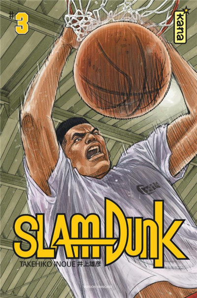 Couverture Slam dunk - star edition tome 3