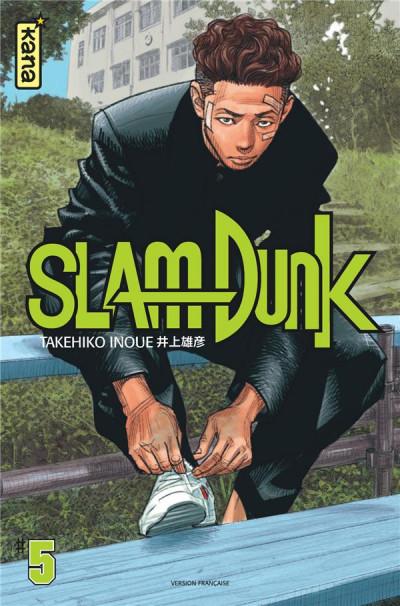 Couverture Slam dunk - star édition tome 5