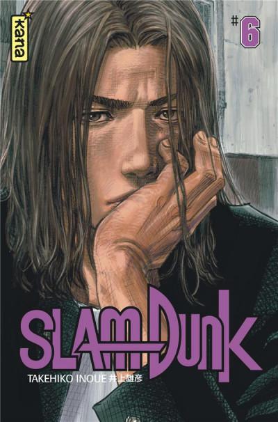 Couverture Slam dunk - star édition tome 6