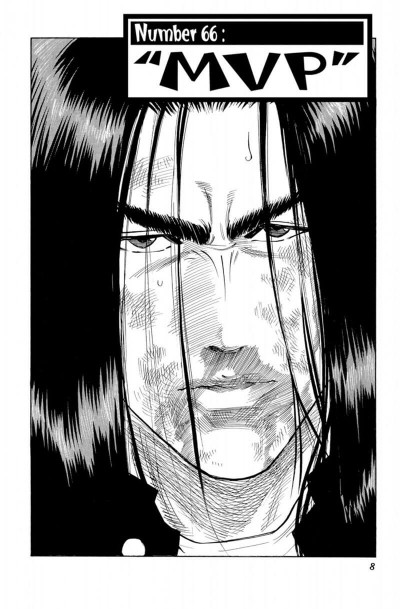 Page 8 Slam dunk - star édition tome 6