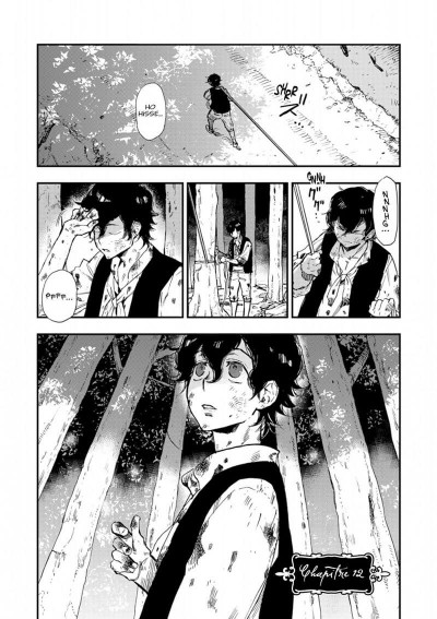 Page 3 Versailles of the dead tome 3