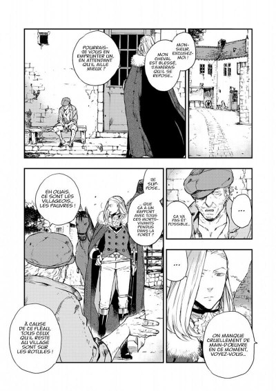 Page 7 Versailles of the dead tome 3