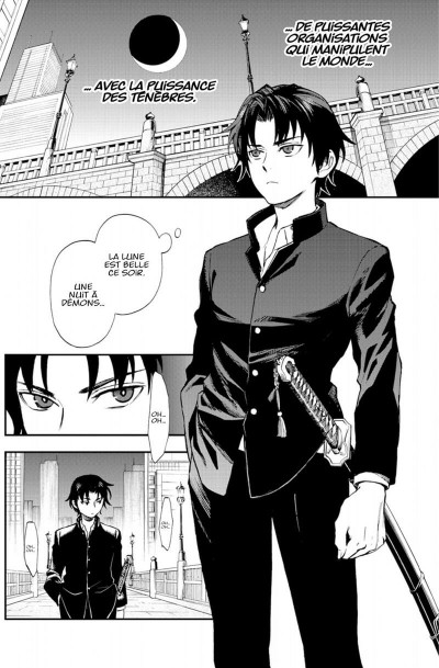 Page 6 Seraph of the end - Glenn Ichinose tome 1