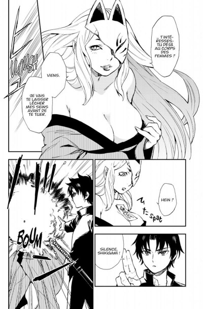 Page 8 Seraph of the end - Glenn Ichinose tome 1