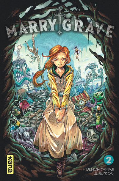 Couverture Marry Grave tome 2