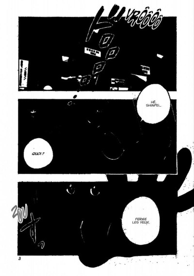 Page 3 Time shadows tome 1