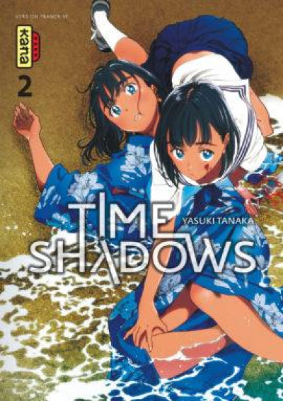 Couverture Time shadows tome 2