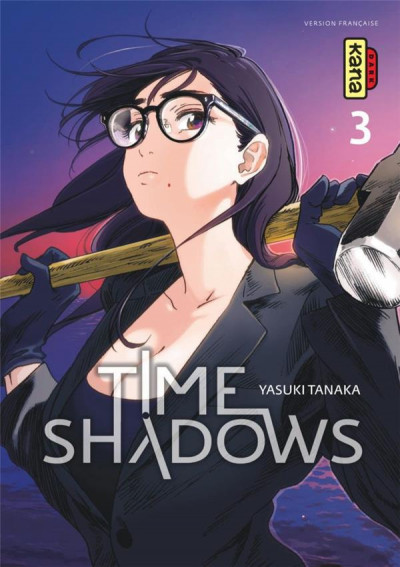 Couverture Time shadows tome 3