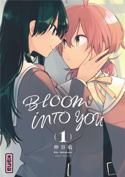 Couverture Bloom into you tome 1