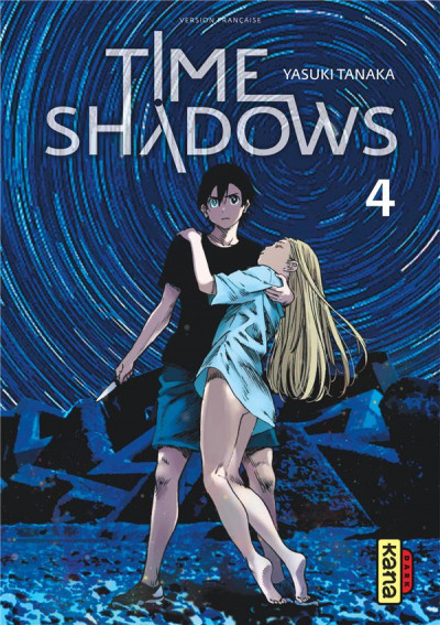 Couverture Time shadows tome 4