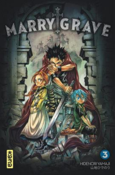 Couverture Marry grave tome 3