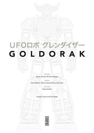 Page 2 Goldorak