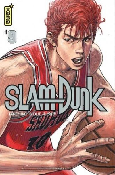 Couverture Slam dunk - star édition tome 9