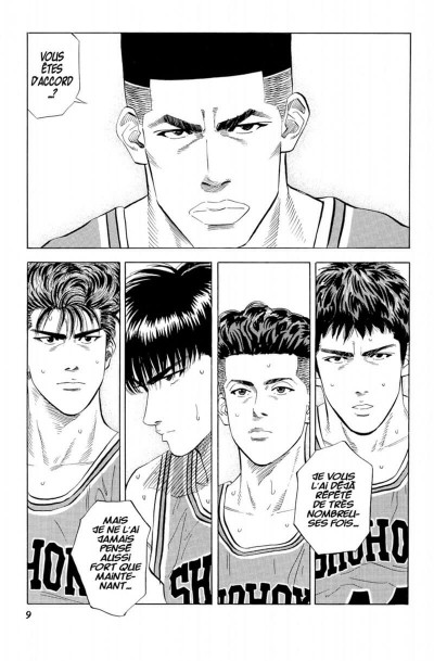 Page 9 Slam dunk - star édition tome 9