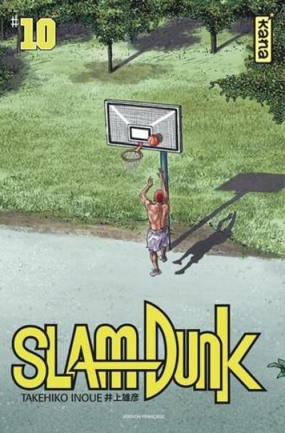 Couverture Slam dunk - star édition tome 10