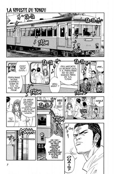 Page 7 Slam dunk - star édition tome 10