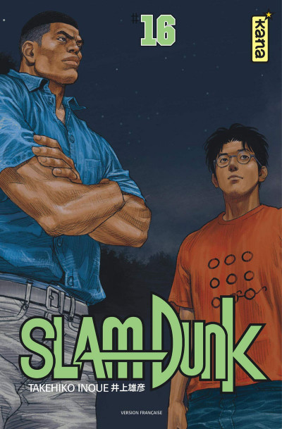 Couverture Slam dunk - star edition tome 16