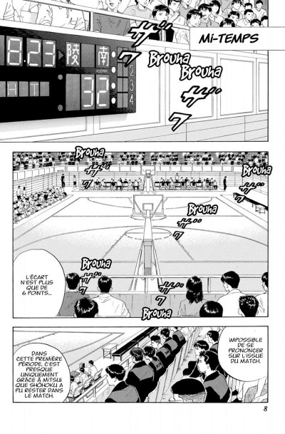 Page 8 Slam dunk - star édition tome 12