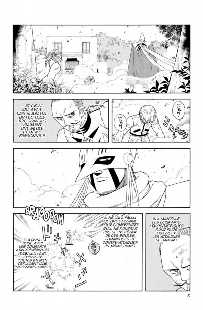 Page 8 Beet the vandel buster tome 13