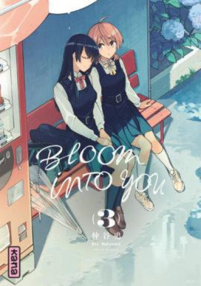Couverture Bloom into you tome 3
