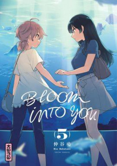 Couverture Bloom into you tome 5
