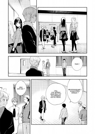 Page 5 Bloom into you tome 6
