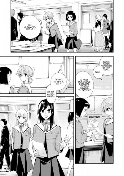 Page 7 Bloom into you tome 6